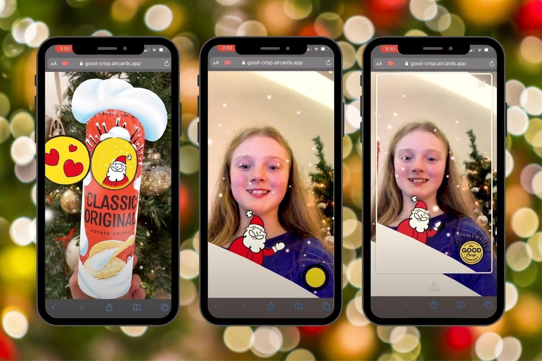 The Good Crisp Company Christmas