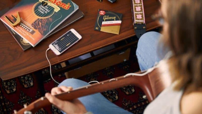 Gibson AR App