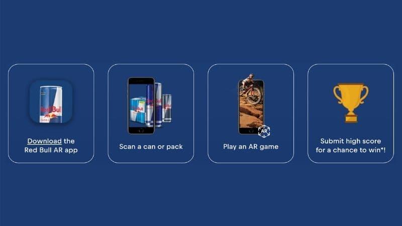 Red Bull AR App