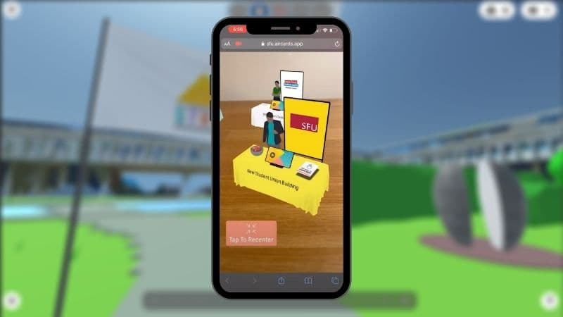 augmented reality booths
