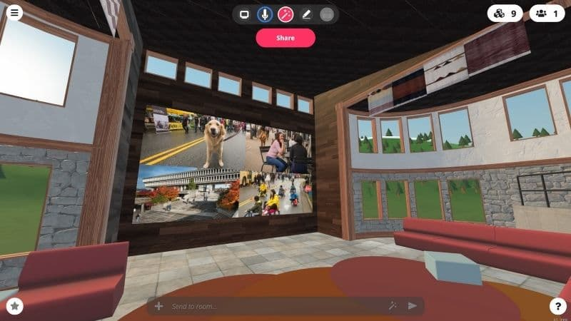 mixed reality event