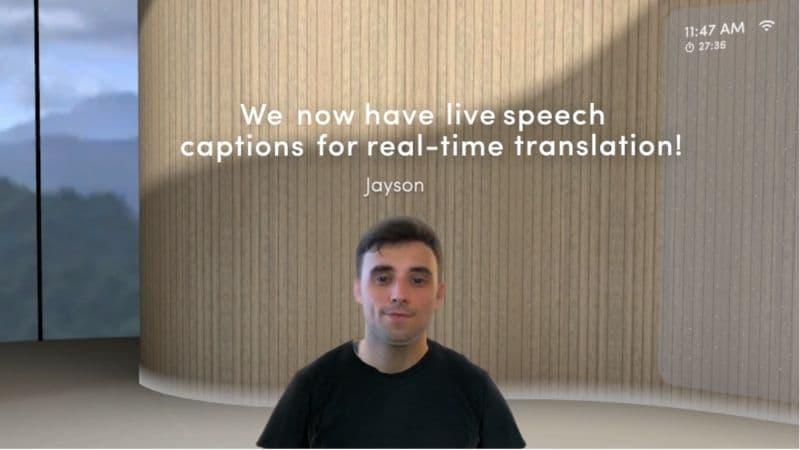 virtual reality avata