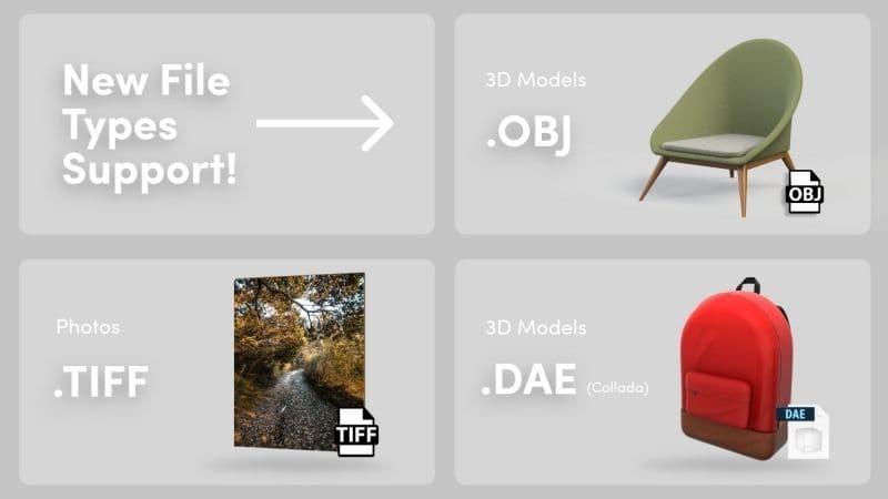 VR environments