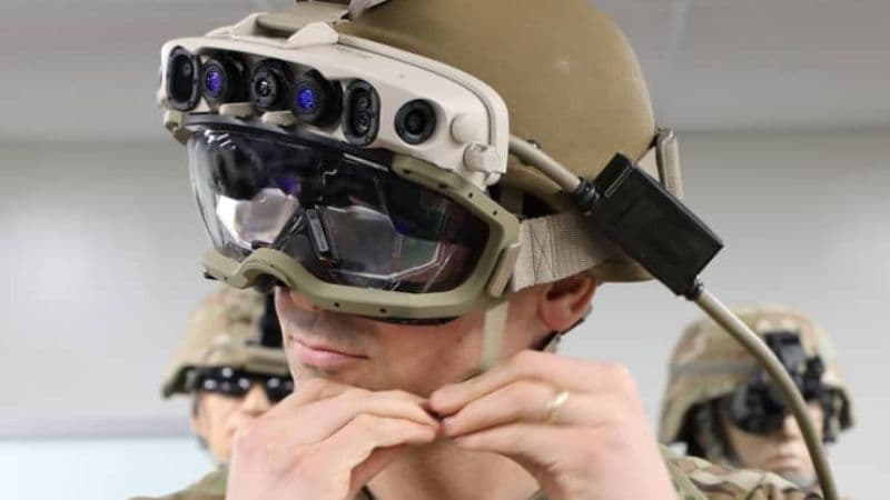 Microsoft AR Headset
