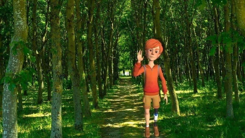 augmented reality app national memorial arboretum