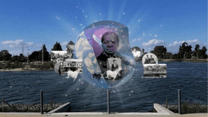 LA Artist Augmented Reality