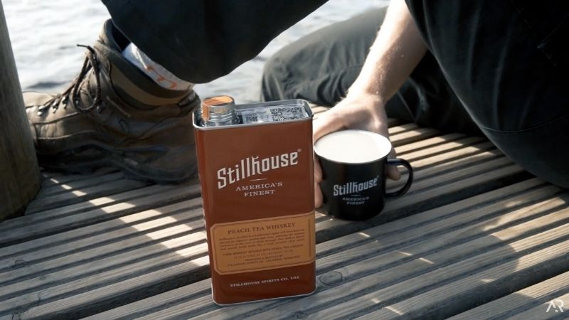 Aircards And The Stillhouse Whiskey Connected Packaging Experience
