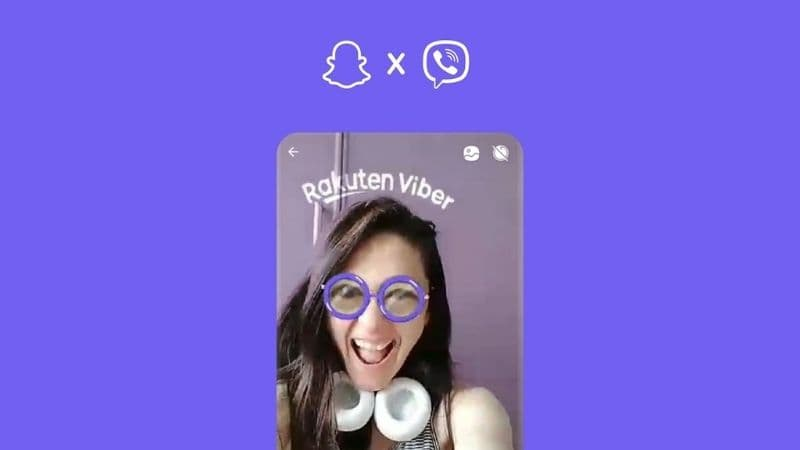 Snap Partners With Viber To Bring Augmented Reality To Global Messaging App