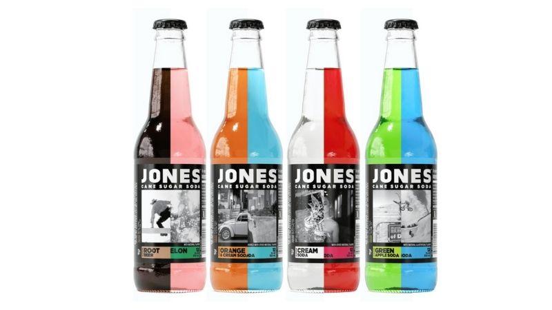 Jones Soda Adds Interactive AR Labels to Soda Bottles