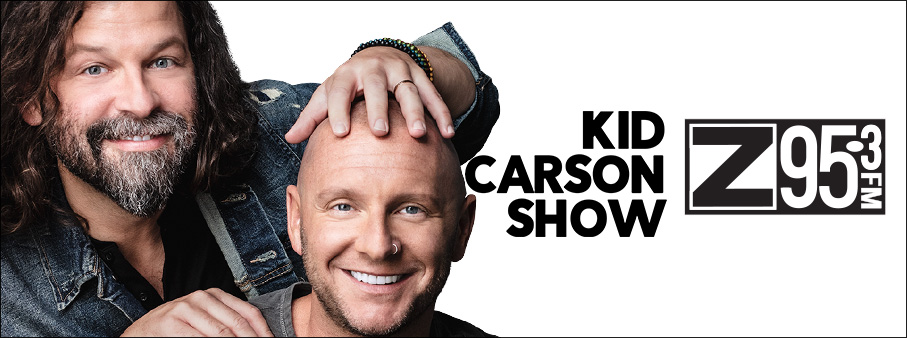 Kid Carson show  - Shrink Wrap Vancouver