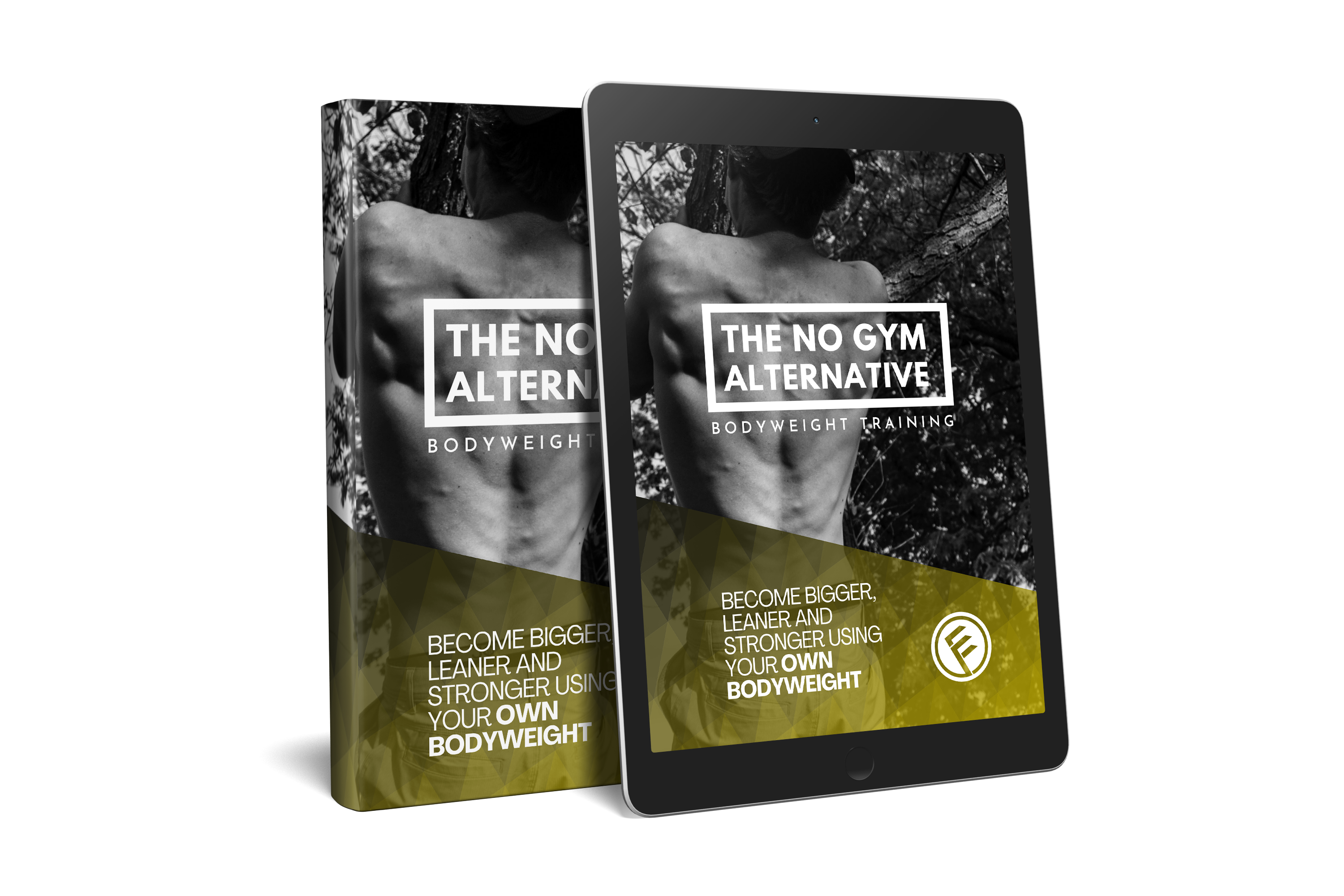 The No Gym Alternative cover by Everfit.