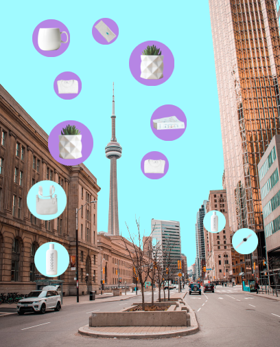 find local shops in toronto