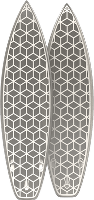 Picture of a surfboard HEXA LEAF