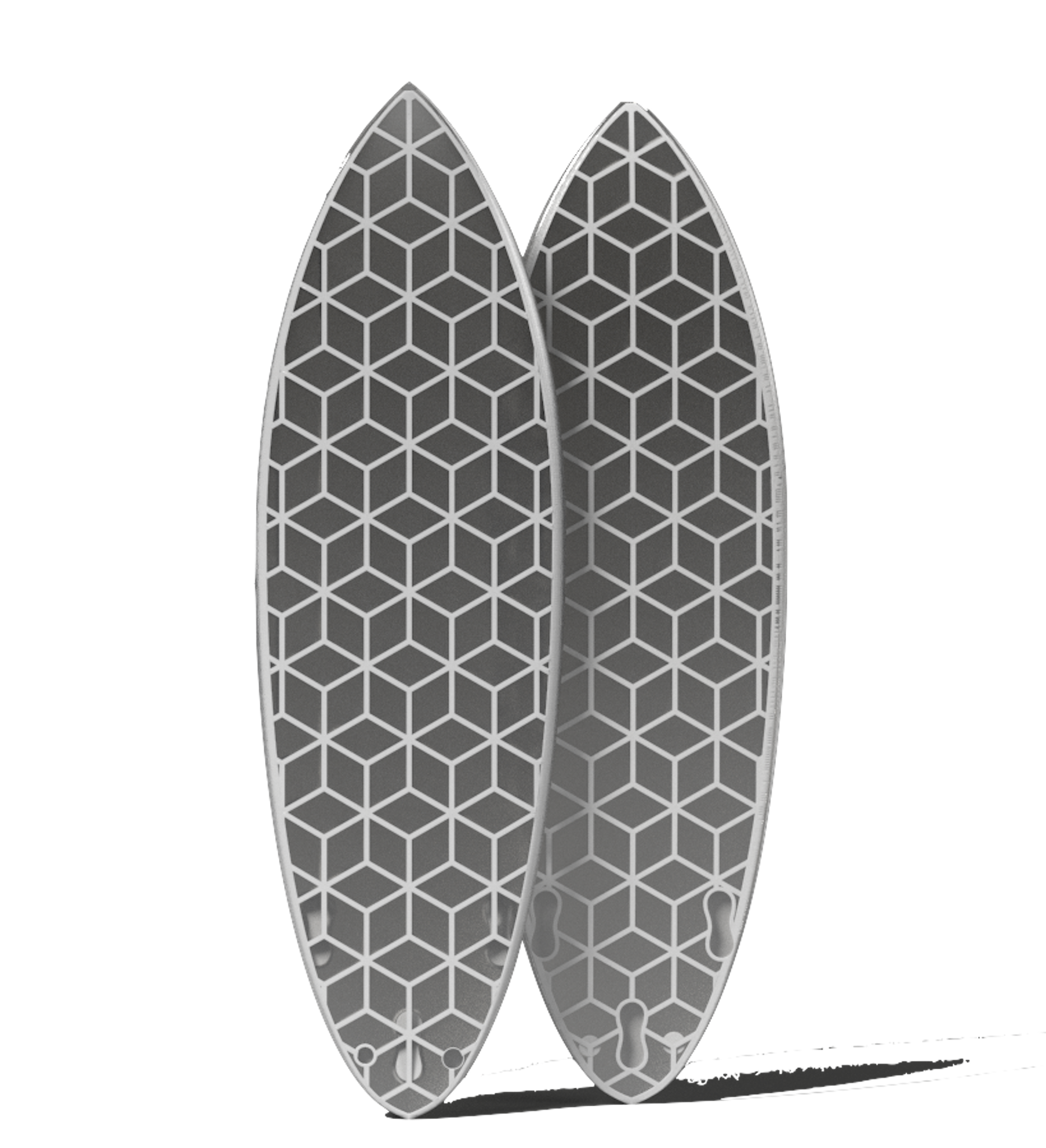 Picture of a surfboard HEXA DROP