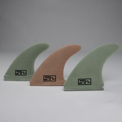 surfboard 3D-printed fin