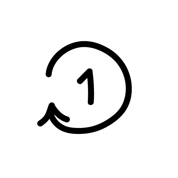 1 year warranty logo