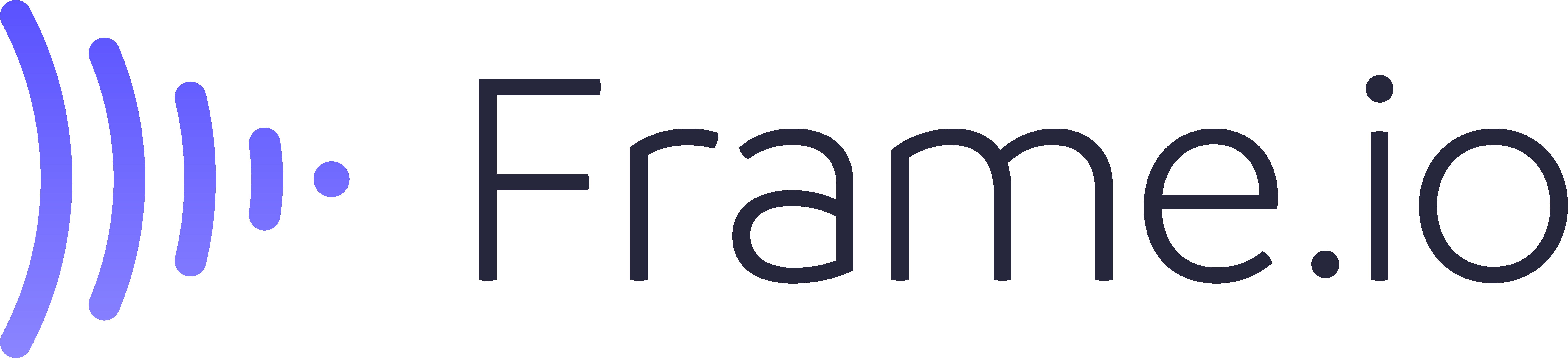 Frame.io logo