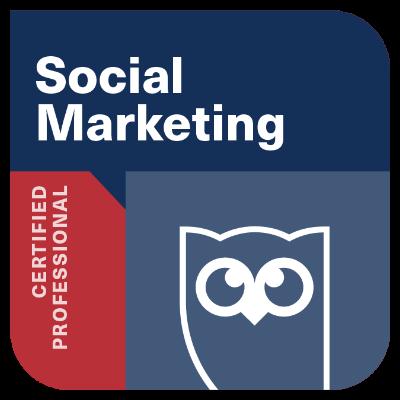 Hootuite Social Marketing certification