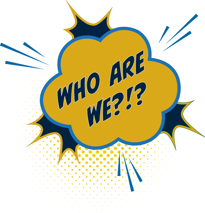 Who are we link - takes the user to the About Us pages.