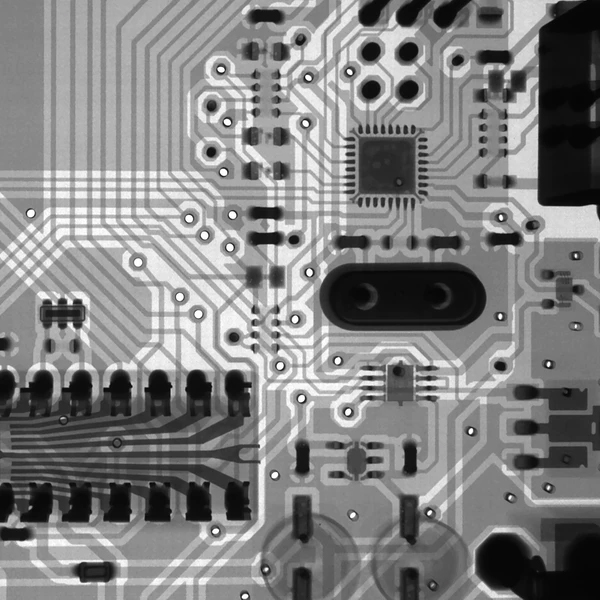 abstract image of technology