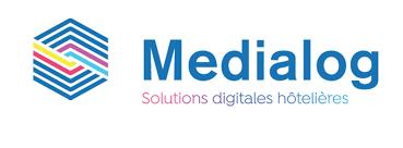 Medialog PMS logo