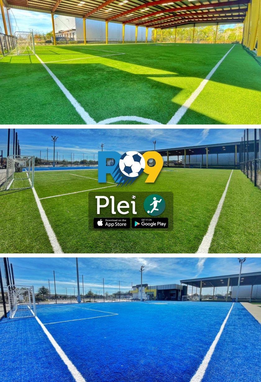 R9 Soccer Orlando Facility Play Soccer Plei App