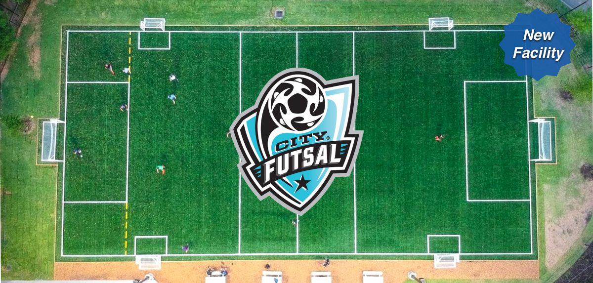 City Futsal Soccer Fields Downtown Dallas Texas Farmers Market