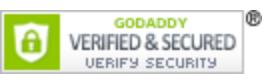 insignia de certificación SSL de godaddy