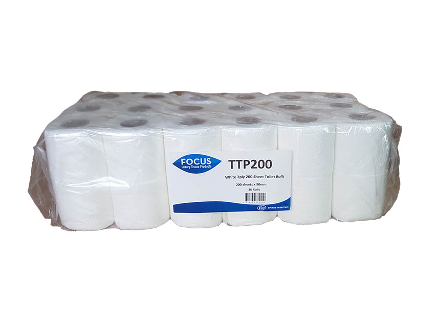 200 Sheet Toilet Tissue
