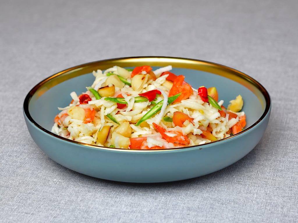 Keto Thai Papaya Salad