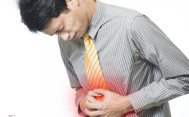 đau dạ dày