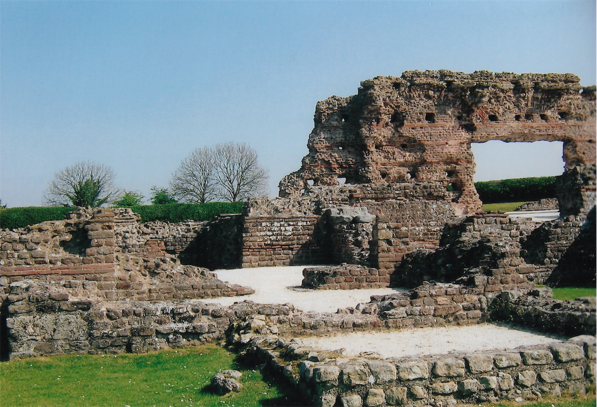 Romanvilla in the UK
