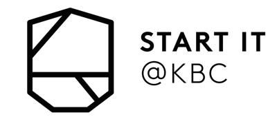 Start-it @ KBC logo