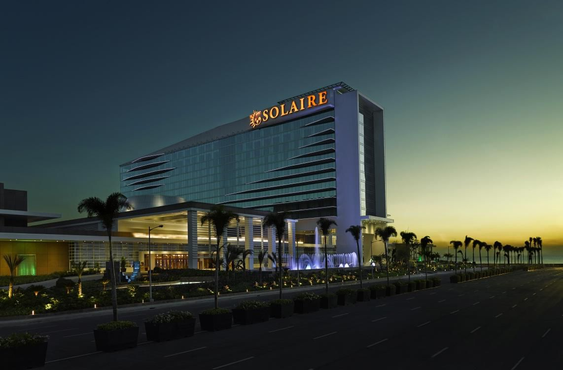 Solaire Resort & Casino, Manila, Philippines
