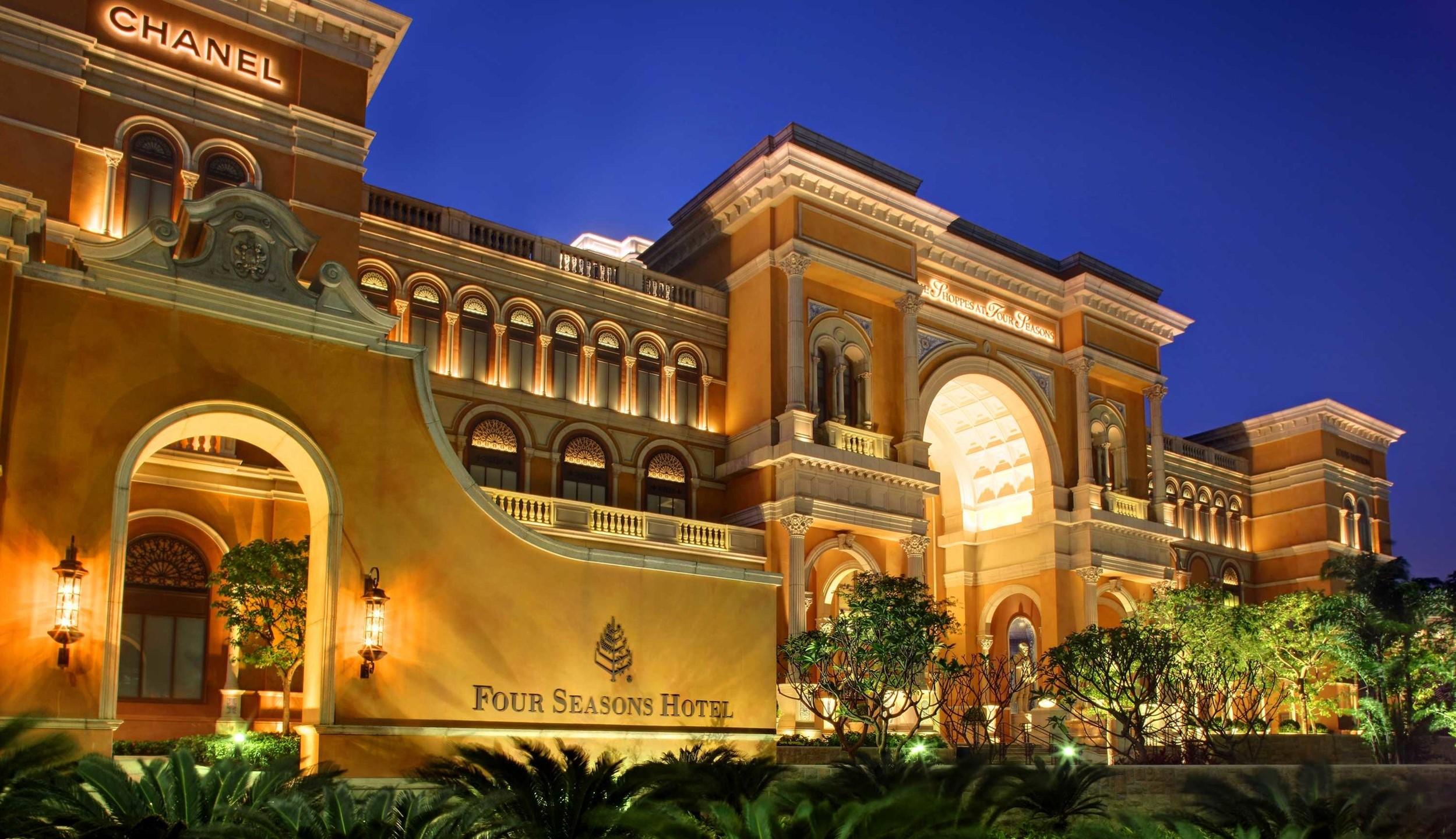 Four Seasons Resort, Macau