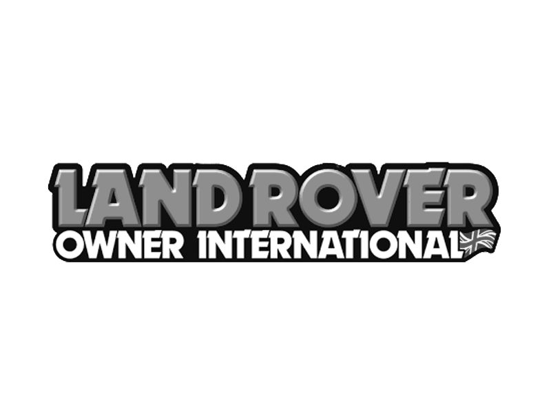 Land Rover Owner International Logo