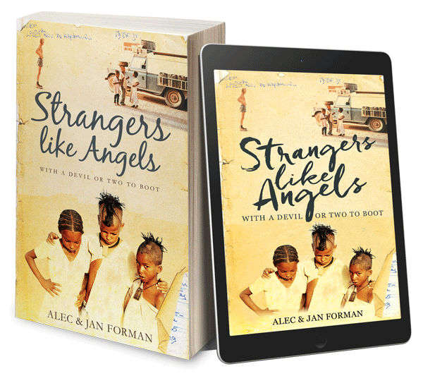 Strangers Like Angels Book and eBook