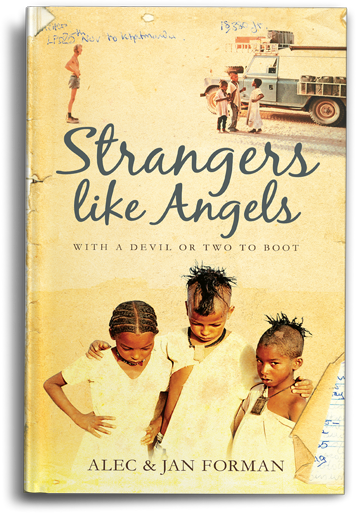 Strangers Like Angels Book