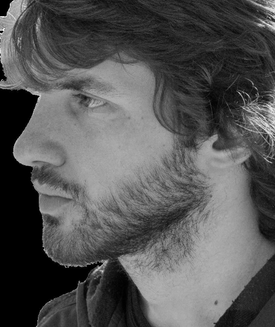 Retrato de Angelo Tignanelli, diseñador UX/UI y Web.