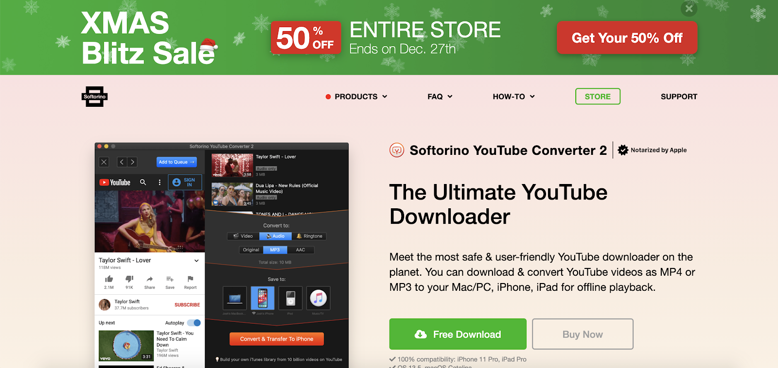 Softorino Best Top Youtube Downloader