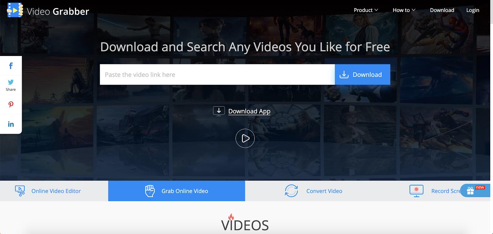 Video Grabber Best Top Youtube Downloader