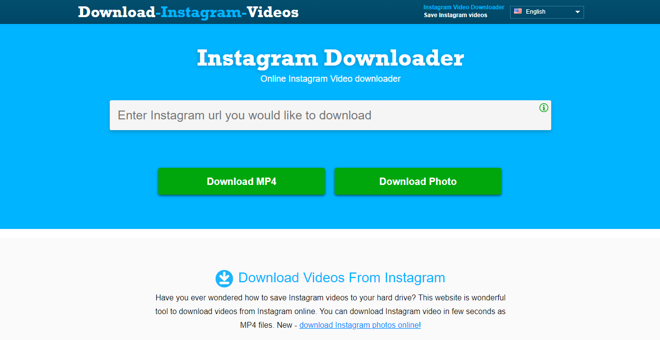 Best Instagram Video Downloaders