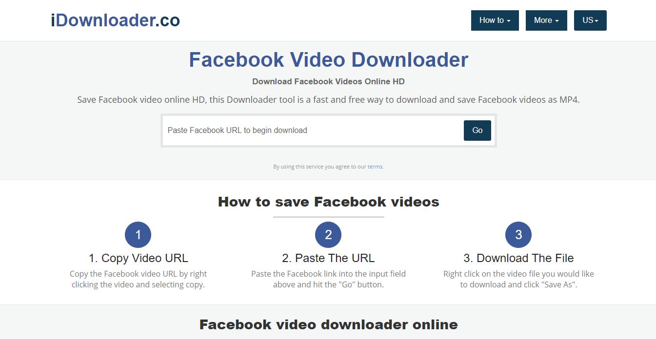 Best Top Facebook Video Downloaders