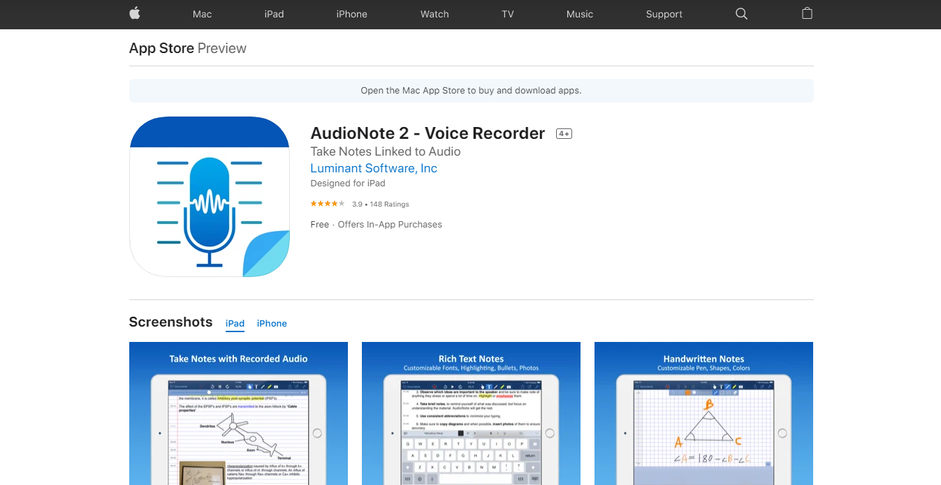 Voice Recording Apps for iPhone