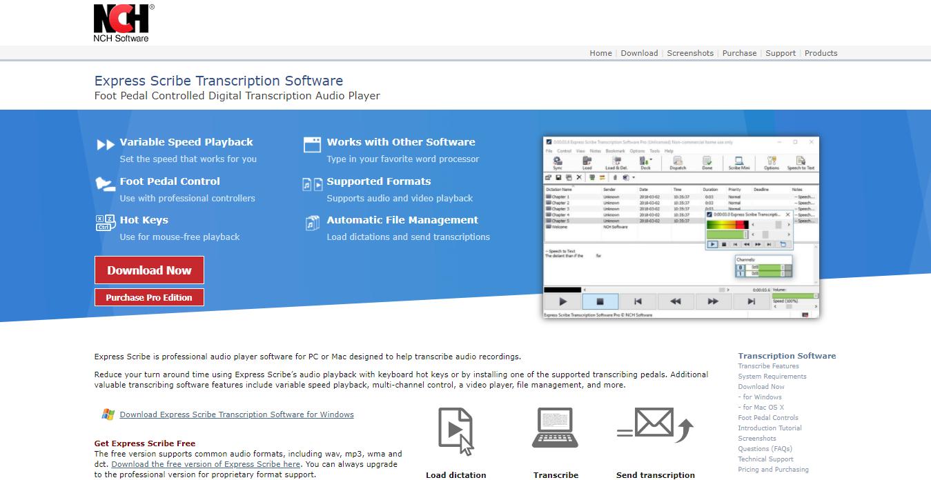 Best Transcription Software