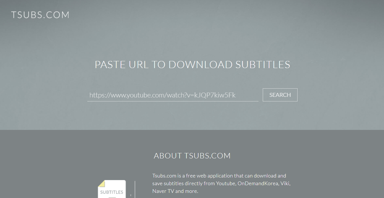 Youtube Downloaders With Subtitles
