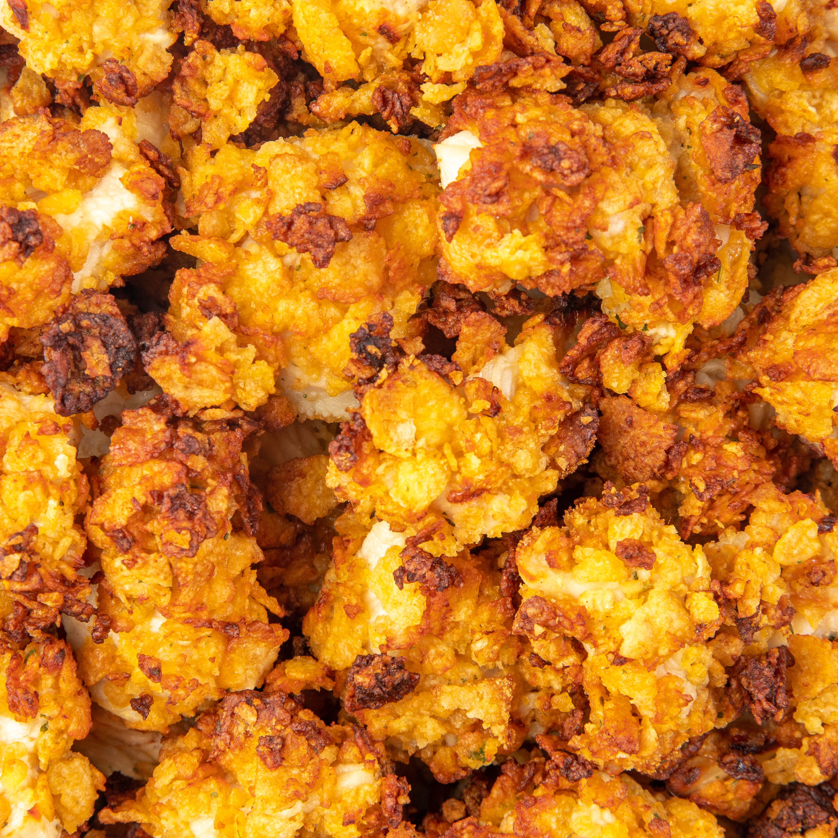 Baked Crispy-Chicken Bites