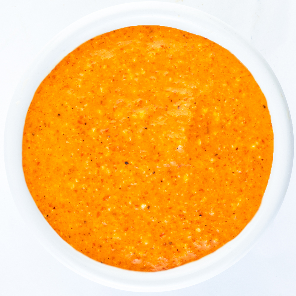 Harissa-Roasted Red Pepper