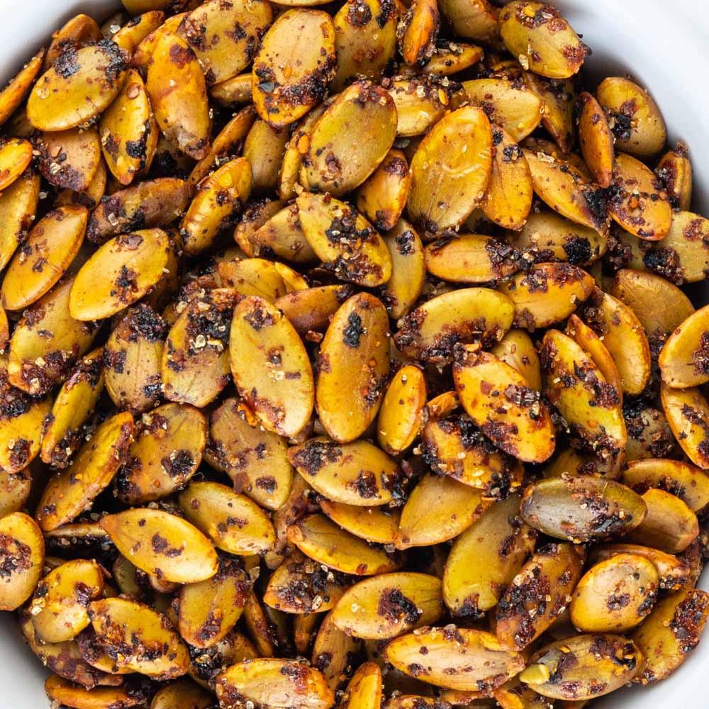 Toasted Pepitas
