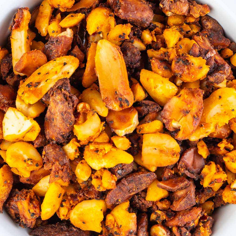 Sambal Candied Peanut